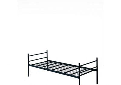 Projectbed 1 persoons stapelbaar bed - in de maten 70, 80 en 90 x 190 en 200 cm - € 79,50